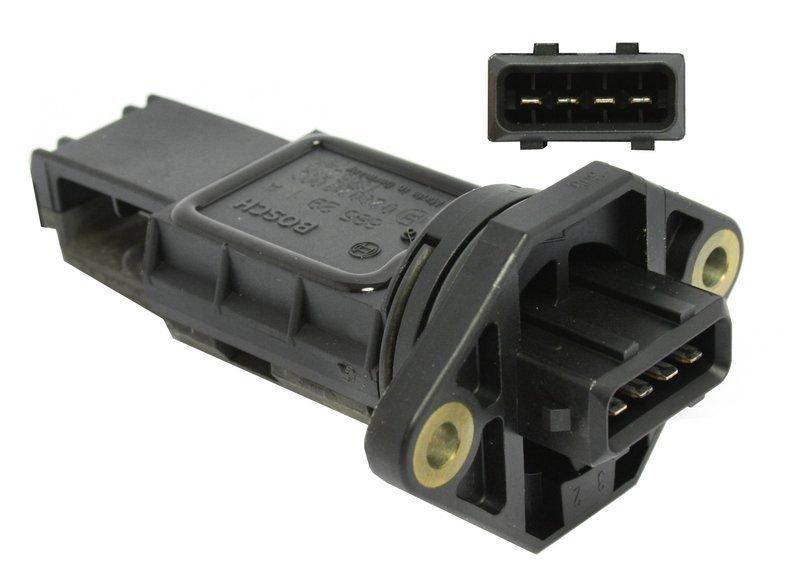 volvo 850 ремонт расходомер воздуха